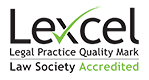 The Law Society's Lexcel practice management standard