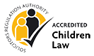 The Law Society  - accredited Children Law
