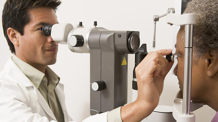 Ophthalmology claims